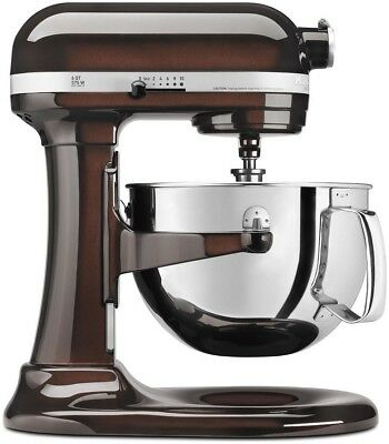 KitchenAid 6-Quart Pro 600 Bowl-Lift Stand Mixer | Espresso Brown