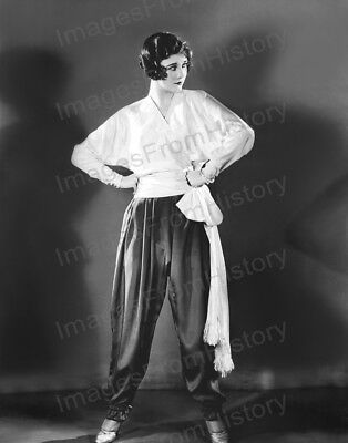 8x10 Print Ginger Rogers Early Costumed Portrait