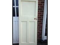 solid wooden doors from 1930s