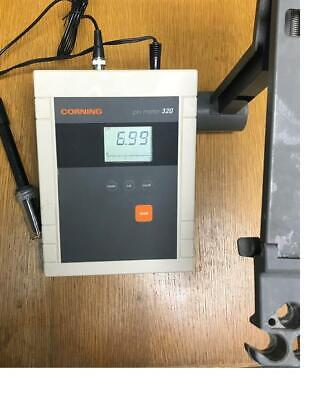Corning Ph Meter 320 With Probe---works Well