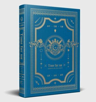 "K-POP GFRIEND 2ND ALBUM ""Time for us"" Official Limited Ver   1 Photobook + 1 CD"