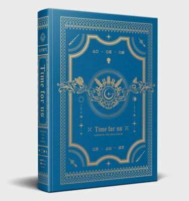 "K-POP GFRIEND 2ND ALBUM ""Time for us"" Official Limited Ver 