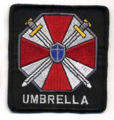 Resident Evil  -  Umbrella  -  Patch  Uniform Kostüm Aufnäher  neu ()