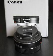 Canon EF 40mm f2.8 STM Gladesville Ryde Area Preview