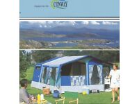 Conway century 2000 trailer tent folding camper 4/8 birth nice tidy camper Radstock BA3 3HE