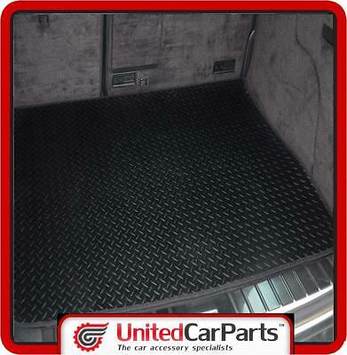 Audi TT Coupe Tailored Boot Mat 1999 To 2006 Genuine United Car Parts 3715