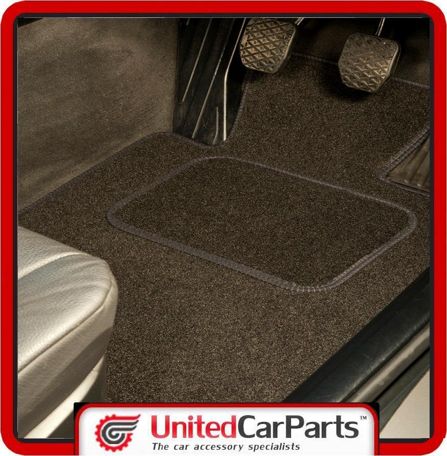 Car Parts - VW Caddy Tailored Floor Mats (2004 Onwards) Genuine United Car Parts (1423)