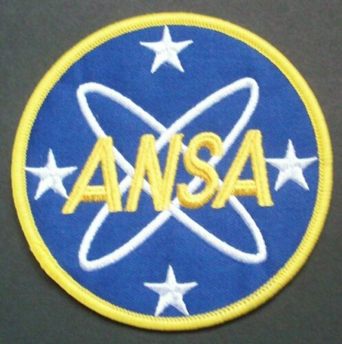 """Planet Of The Apes ANSA """"American National Space Administration"""" Mission Patch"""