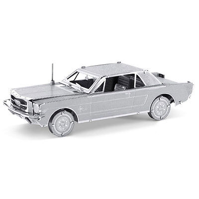Metal Earth: Ford 1965 Mustang Coupe
