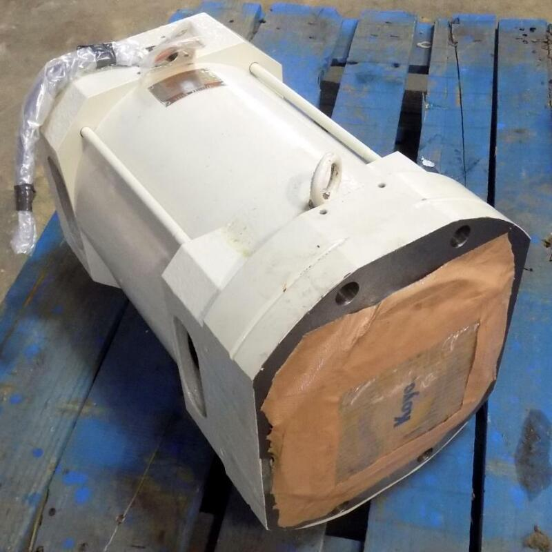SUMITOMO HEAVY INDUSTRIES FRAME T-160 140V 1350RPM 16kW INDUCTION MOTOR M8022457