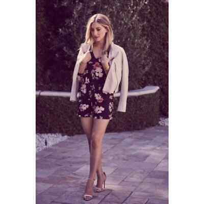 cupcakes and cashmere juliette floral romper