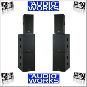 NEW-FOR-2014-DAP-AUDIO-CLUB-MATE-III-3600W-ACTIVE-PA-SYSTEM