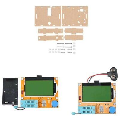 Lcr-t4 Mega328 Transistor Tester Diode Triode Capacitance Esr Meter Mos Npnpnp