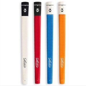 1 NEW Lamkin EBL 3GEN Pistol Putter Grip -  BLUE / WHITE