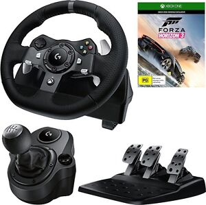 Forza Horizon 3 Steering Wheel Bundle Xbox One Armadale Armadale Area Preview