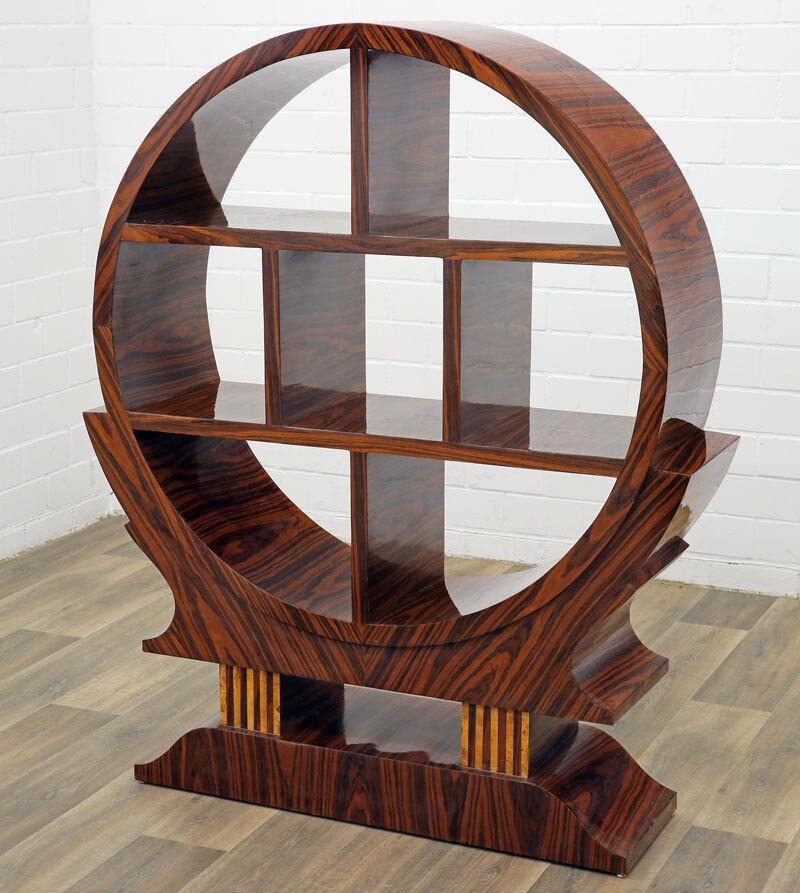 Treppenregal Aktenbock Bücherregal Bauhaus Art Deco