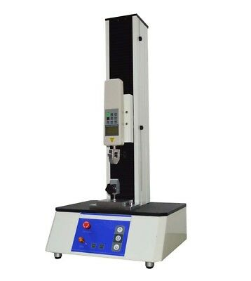 220v 500n Electric Tension Testing Machine Bench Screw Bend Peel Tester
