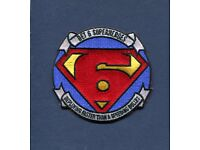 HSL-49 SCORPIONS Plane Captain US NAVY SIKORSKY Helicopter Squadron Patch