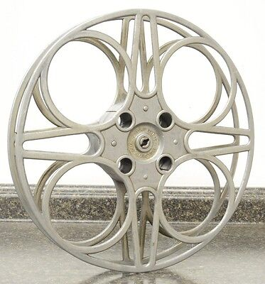 Art Deco Goldberg 35mm Movie Film Reel cinema theater projector camera vintage