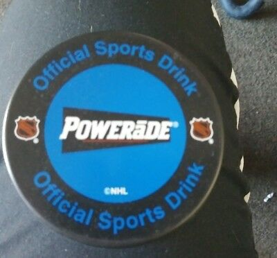 e76a0c8ad2c official made in slovakia vegem hockey puck powerade