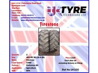 460 85 38 (18.4-38) Used Tractor Tyres
