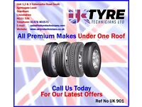 New Premium Truck Tyres