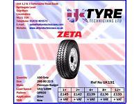 295 80 22 5 152/149M Zeta DR920
