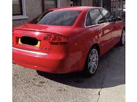 2006 Audi A4 SLine