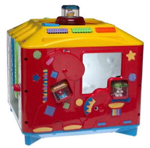 Awesome Fisher Price Incrediblock toy with 31 Educational blocks Werrington Penrith Area Preview