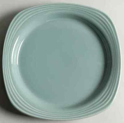 Sage Square Dinner Plate (Oneida CULINARIA BLUE SAGE (SLATE BLUE) Square Dinner Plate)