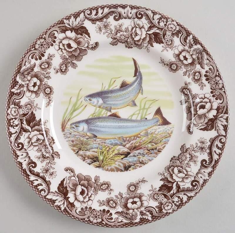 Spode Woodland Dinner Plate 11630575