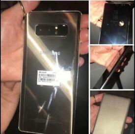 *NEW* Samsung galaxy note 8 64gb