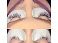 REDUCED PRICE EYELASH EXTENSIONS by DOLLY LUXE LASHES - CHESHAM