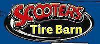 Set of (4) LT 245/70/17 used tires