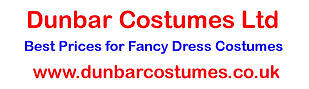 DUNBAR Fancy Dress Costumes