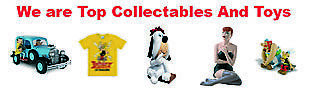 Top Collectables And Toys