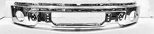 NEW 2009-2014 FORD F150 CHROME FRONT BUMPERS London Ontario image 1