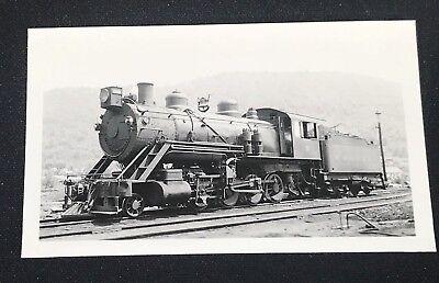 Train Mountain Railroad - Antique Huntingdon & Broad Top Mountain Railroad Train Locomotive No. 31 Photo