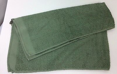 Vietnam Era Style Military Cotton Towel, Olive Drab (european)
