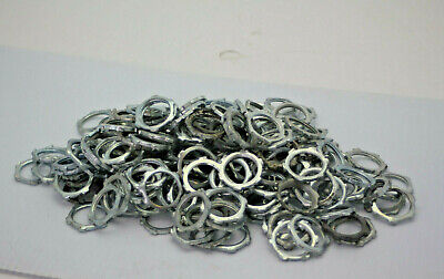 34 Lock Nut Electrical Conduit Lot Of 188 New