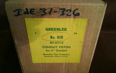 9 5 Greenlee Conduit Pistons For Power Fishing Mouse