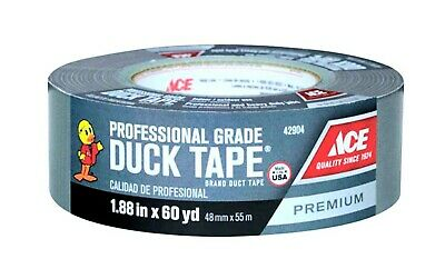 Ace Duct Tape 1.88 In. W X 60 Yd. Light Gray Professional Grade