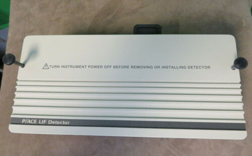Beckman 727660 P/ACELIF UV Absorbance Detector (New/Open Box!)