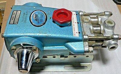 Cat Pumps Model 323 Triplex Pump 5gpm Discharge 1500psi Speed 1000rpm Nos