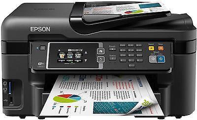 Epson Workforce WF-3620DWF All in One Printer Print / Copy / Scan / Fax Duplex