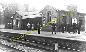 Kimberley West Railway Station Photo. Ilkeston - Watnall. Basford Line. Midland