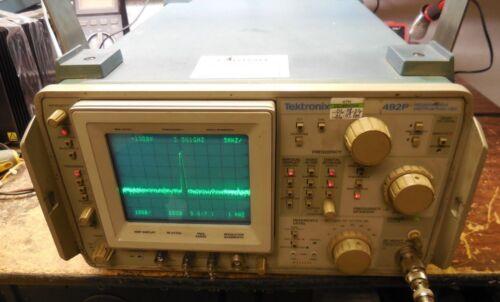Tektronix 492P Tek 492 Spectrum Analyzer Opt 1,2,3  GPIB *Works*