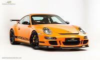 PORSCHE 911 (997) GT3 RS // PURE ORANGE // C22 LHD // PCCB // FULL CUP EXHAUST