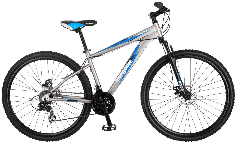 29 inch mens 29 er mountain mt mtb bike bicycle mongoose front suspension sale ebay. Black Bedroom Furniture Sets. Home Design Ideas