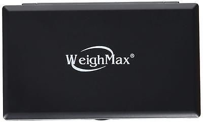 Weighmax Classic 3805 Series Digital Pocket Scale, 100 X 0.01g Gram Black